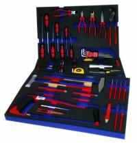 Die perfekte Werkzeugeinlage